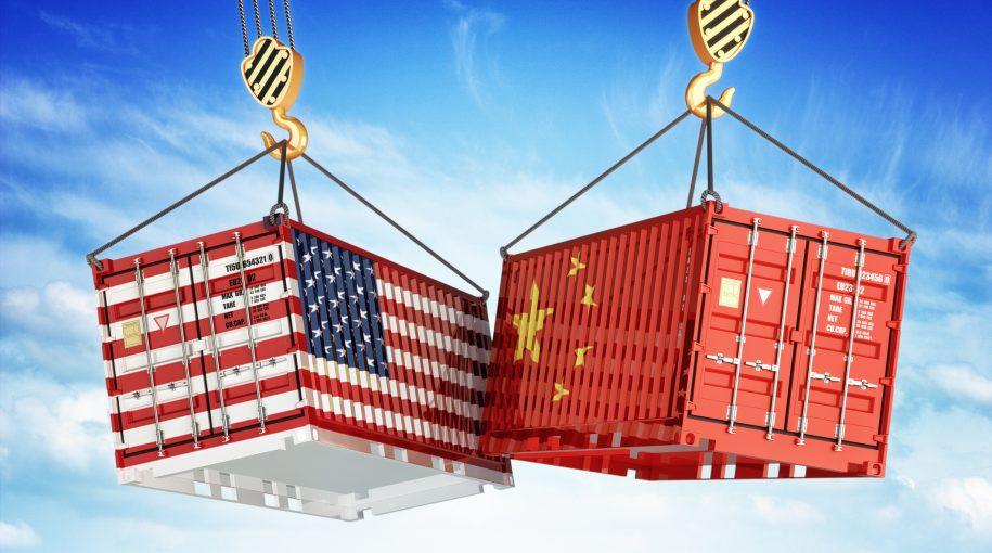 U.S. Markets Drop On Trump China Tariff Talk