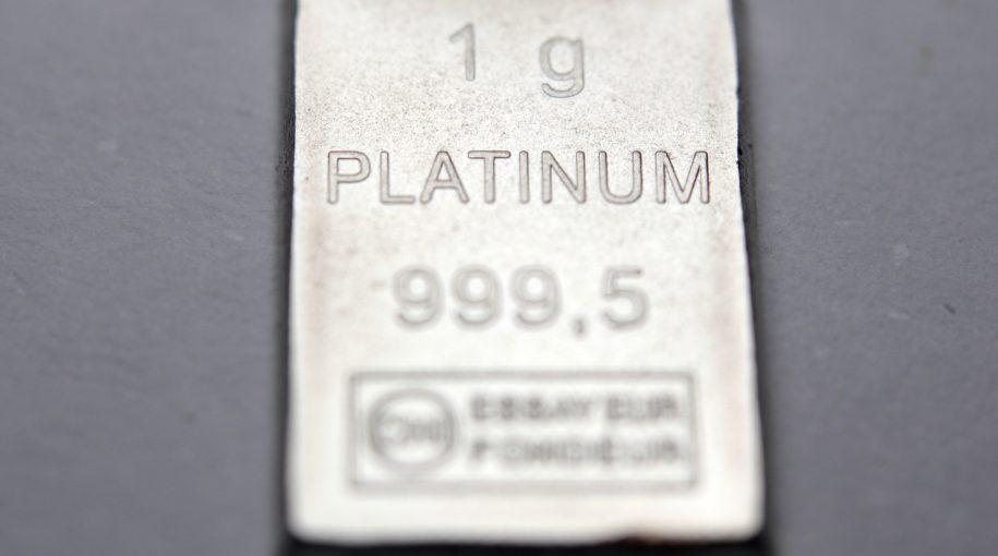 Platinum Demand Surges in First Quarter