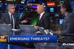 Tom Lydon on CNBC Trade War Opens Emerging Markets Opportunity
