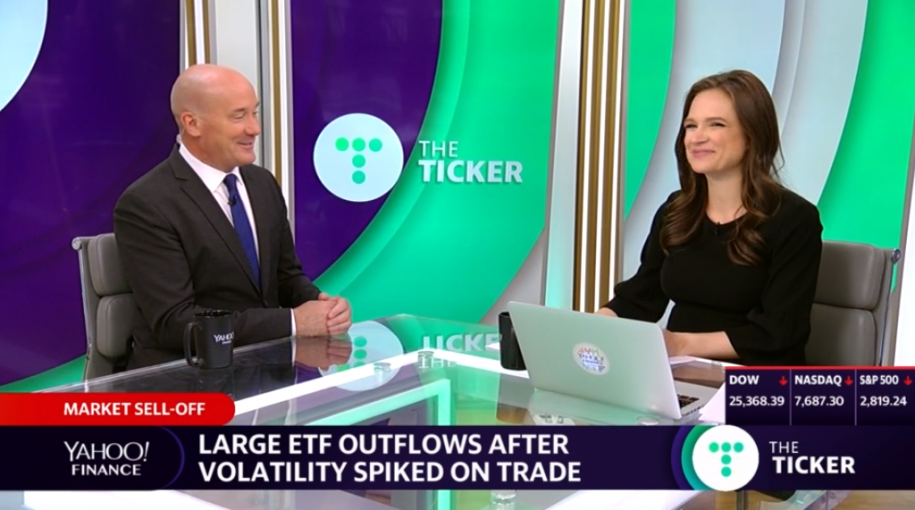 Tom Lydon on Yahoo Finance: China Trade Spat is a Buying Opportunity