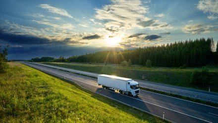 Transportation Strength Keeps 'TPOR' ETF Moving