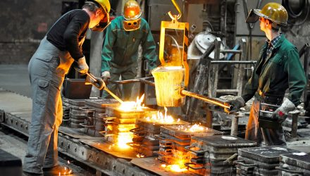 United States Steel's First Quarter Earnings Helps Strengthen Metals, Mining ETF