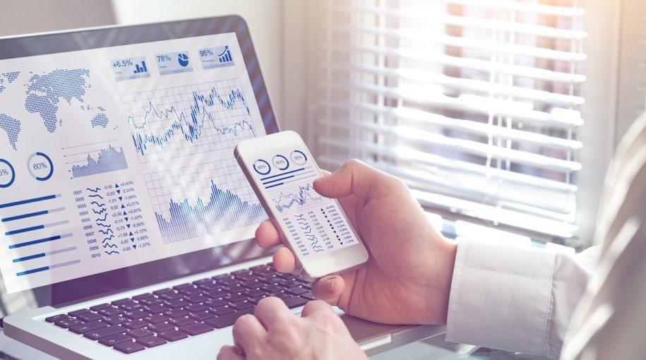 Volatility Tests Stock ETFs' Market Trends