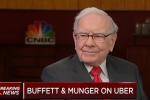 Warren Buffett Won't Take the Uber IPO for a Ride
