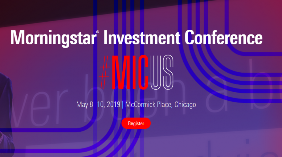 What to Expect at 2019 Morningstar Conference May 8-10