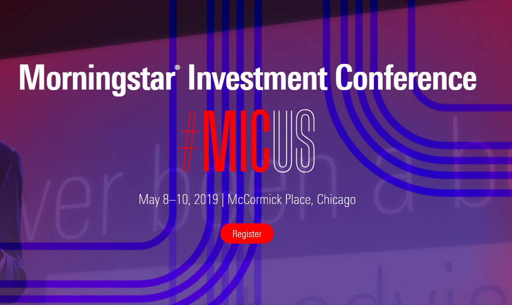 What to Expect at 2019 Morningstar Conference May 8-10 | ETF