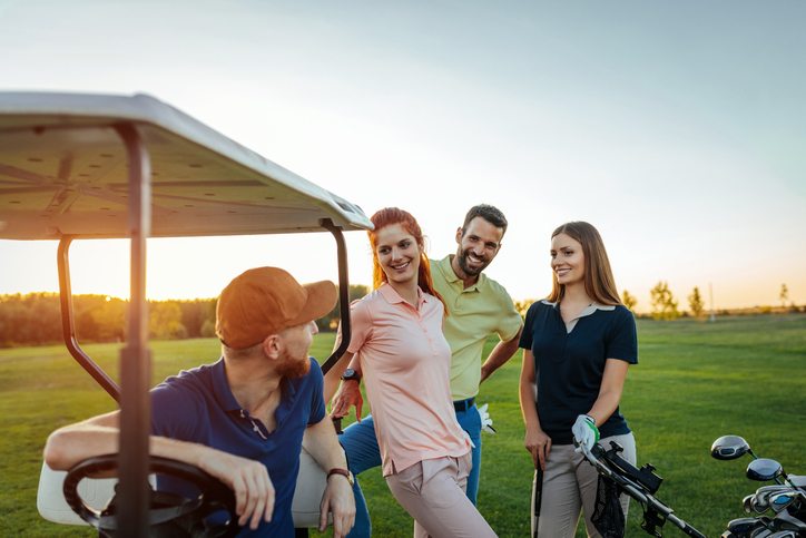 'Golf Cart' Economy is Less Forgiving