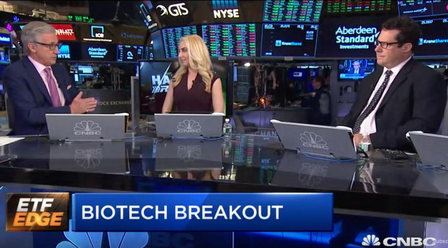 Biotech ETFs Jump: Keep an Eye on XBI, IBB & SBIO