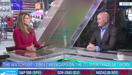 ETF Trends CEO Makes TD Ameritrade Network Appearance