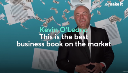 Kevin O'Leary Praises This Rock Star's New Book...