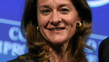 Melinda Gates Offers Her Views