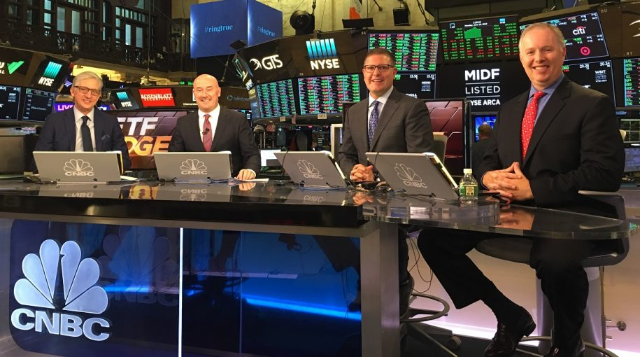 Tom Lydon, ETF Trends CEO, Dives into Retail Trends on CNBC's ETF Edge