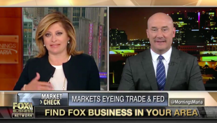 Tom Lydon Gauges Market Sentiment on 'Mornings With Maria'
