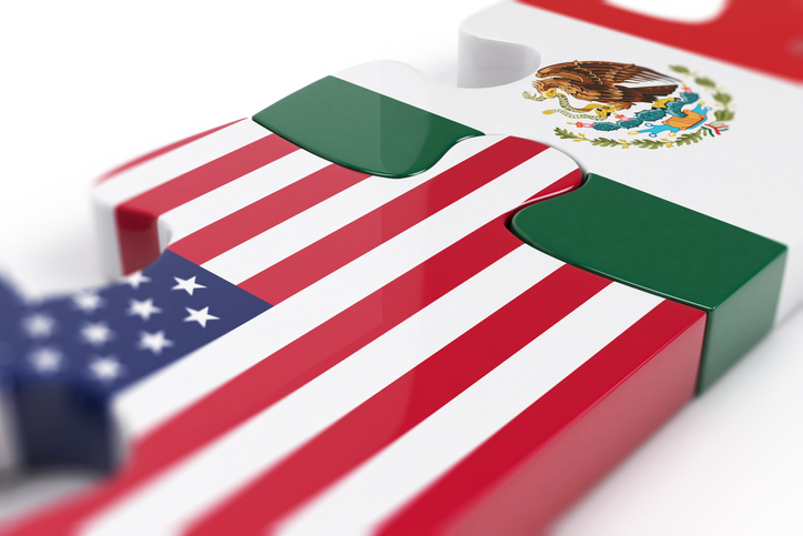 U.S. Stock ETFs Jump on Mexico Deal