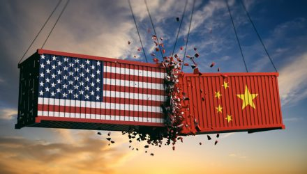 US/China 'digging in' on Trade… We are Reducing International Stocks