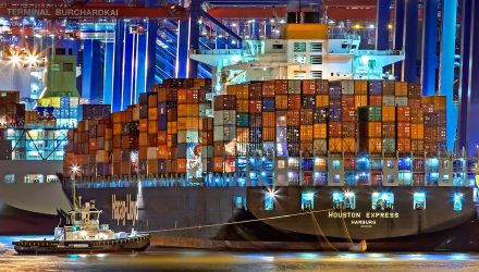 A Shipping ETF Has Been Quietly Outperforming