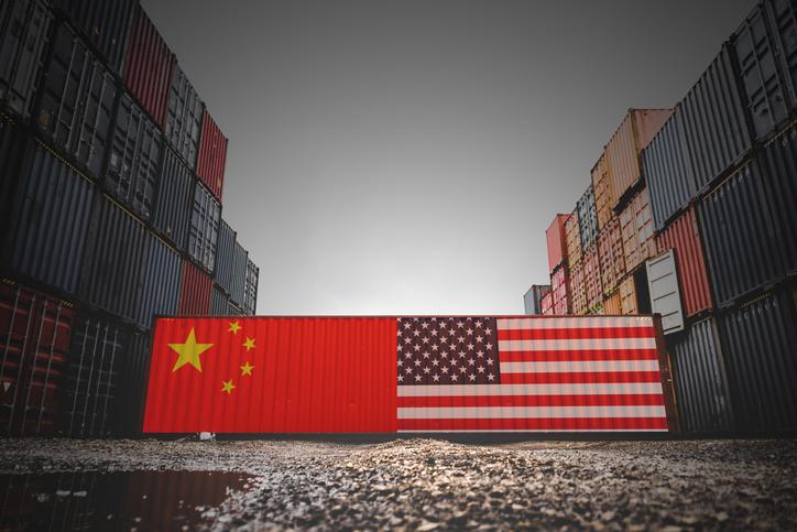 China ETFs Surge on Restart in Trade Talks