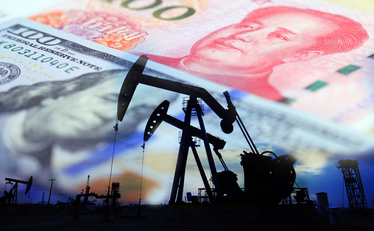 Chinese Data Weighs on Oil ETFs