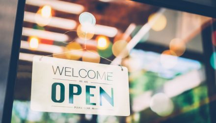 Get Staples Exposure Without a Big Commitment