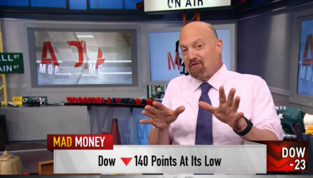 Jim Cramer - A Global Economic Slowdown is a Real Threat