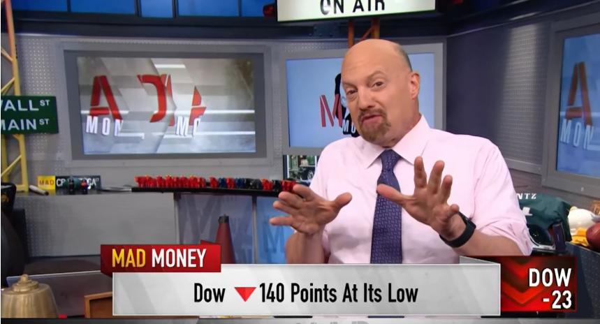Jim Cramer: A Global Economic Slowdown is a Real Threat