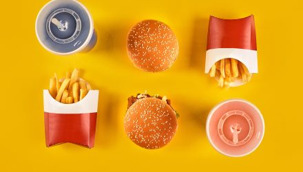 McDonald's, Fast Food Companies Make Gains