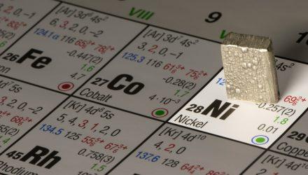 Nickel ETN Has Been a Surprise Winner in the Commodities Space