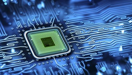 Semiconductor ETFs Move Higher With Potential Apple Deal With Intel