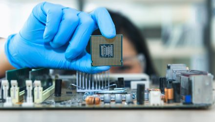 Semiconductor ETFs Slip as Traders Begin to Take a Longer Outlook