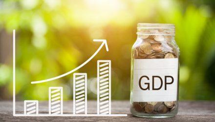 Strong GDP Data, Q2 Earnings Help U.S. Stock ETFs Climb