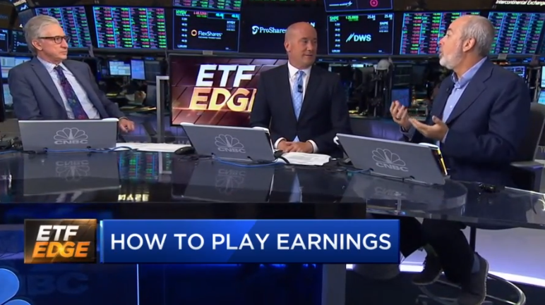 Tom Lydon on ETF Edge: Earnings Growth Versus Buybacks