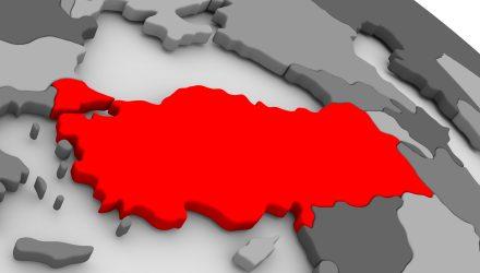 Turkey ETF Retreats After Erdogan Fires Central Bank Governor