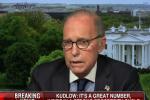 White House Economic Adviser: Fed Owes a Rate Cut