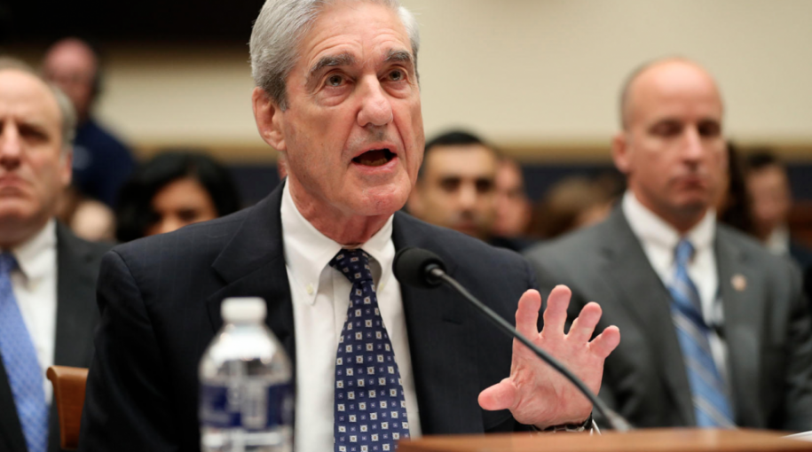 I Wish Someone Had Told Me That: Robert Mueller Edition