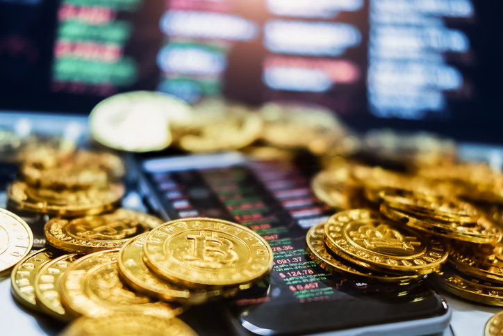 Bitcoin Is The New Gold. Or Is It The Other Way Around?