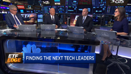 ARK Invest CEO Discusses ETF Benefits From Genomics On CNBC