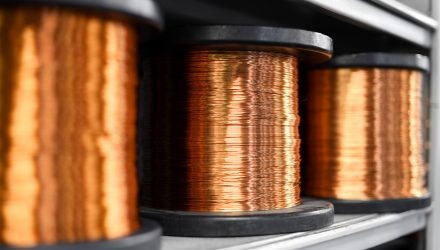 Copper ETPs Reeling From U.S.-China Trade Wars