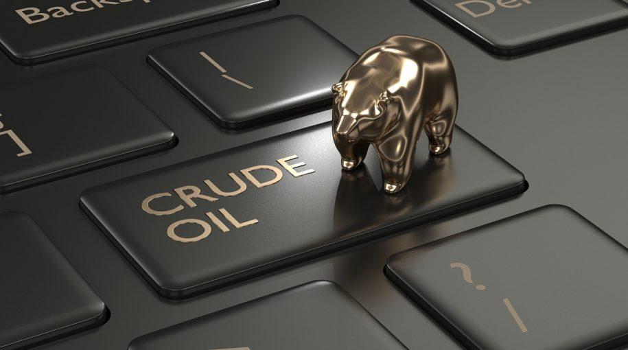 Crude Oil Tanks On Renewed Trade Concerns, Stock Volatility