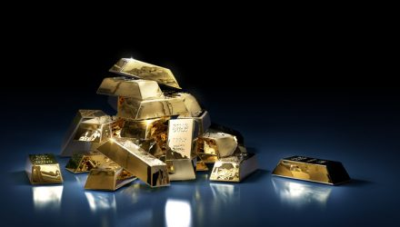 ETF Investors Stock Up on Billions of Gold in Q3