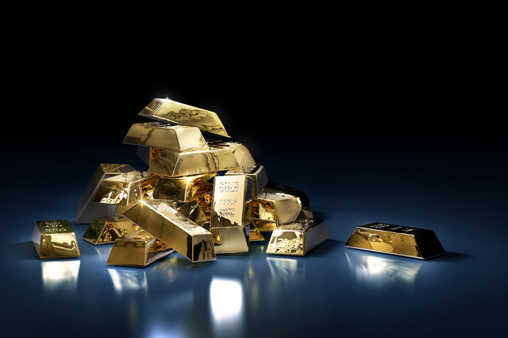 ETF Investors Stock Up on Billions of Gold in Q3