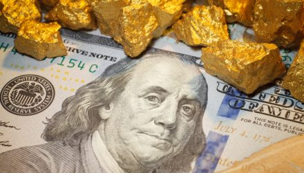 More Good News For Glittering Gold ETFs