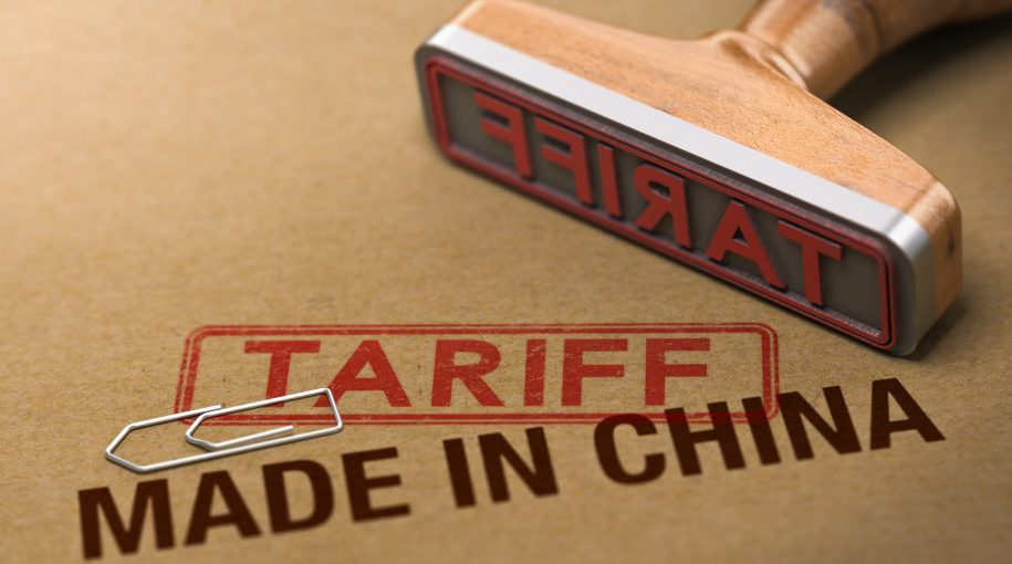 China Adds New Tariffs, More Hurt for U.S. Equities