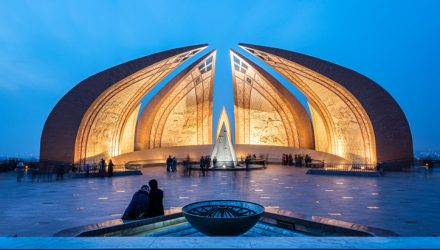 Political Uncertainty Grips Pakistan ETF