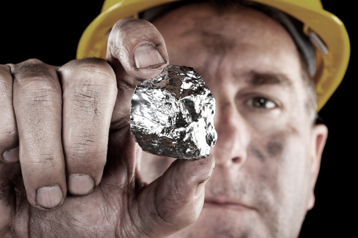 Silver Miners ETF Becomes Star In Metal's Rally