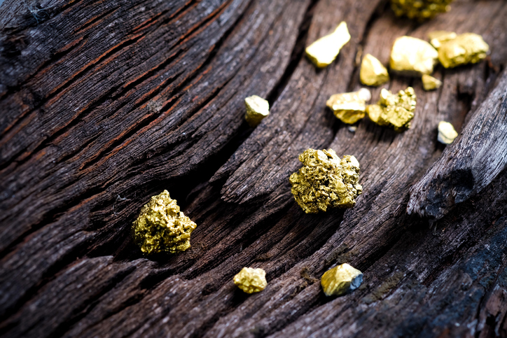 Gold Mining ETF 'GOAU' Surges Ahead of Competitors