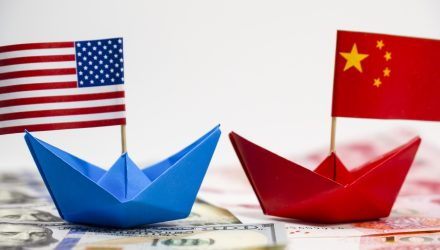 U.S.-China Trade War Puts Transportation ETFs on Notice