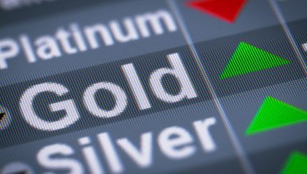 10 Best-Performing Precious Metals ETPs So Far in 2019