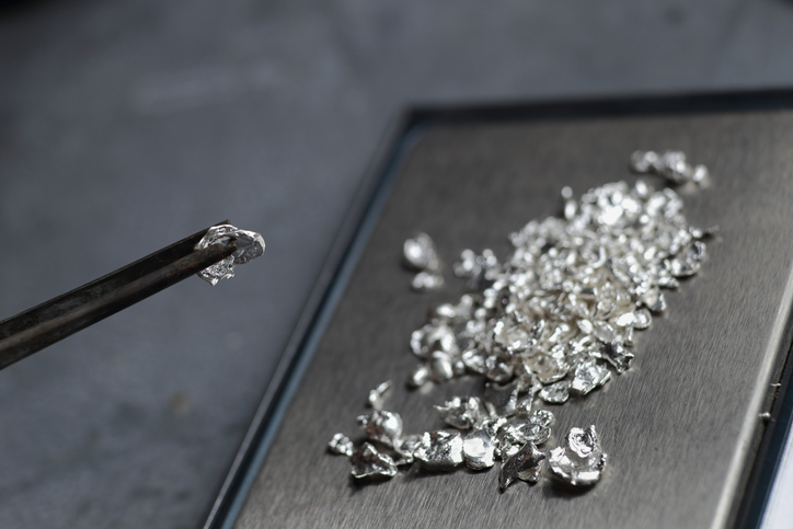 A Possible Assist For The Platinum ETF