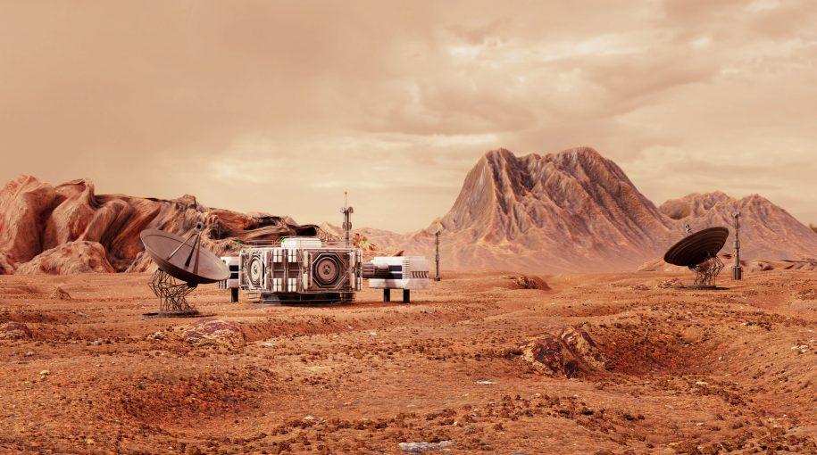 An ETF to Watch as NASA Backs Autonomous Space Habitats