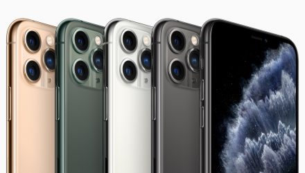 Apple (AAPL) Trades Higher on iPhone 11 Pro Line Launch